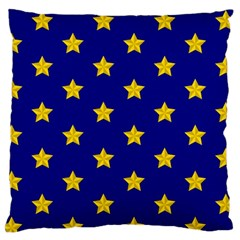 Star Pattern Standard Flano Cushion Case (two Sides) by Nexatart