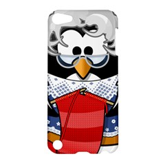 Grandma Penguin Apple Ipod Touch 5 Hardshell Case by Nexatart