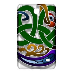 Celtic Ornament Samsung Galaxy Tab 4 (8 ) Hardshell Case  by Nexatart