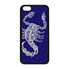 Scorpio Zodiac Star Apple Iphone 5c Seamless Case (black) by Mariart