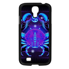 Sign Cancer Zodiac Samsung Galaxy S4 I9500/ I9505 Case (black) by Mariart