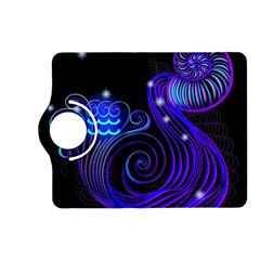 Sign Aquarius Zodiac Kindle Fire Hd (2013) Flip 360 Case by Mariart