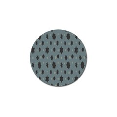 Star Space Black Grey Blue Sky Golf Ball Marker by Mariart