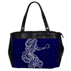 Virgo Zodiac Star Office Handbags by Mariart