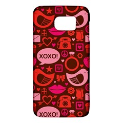 Xoxo! Galaxy S6 by Nexatart