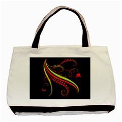 Cool Pattern Designs Basic Tote Bag by Nexatart