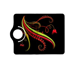 Cool Pattern Designs Kindle Fire Hd (2013) Flip 360 Case by Nexatart