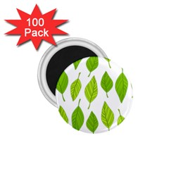Spring Pattern 1 75  Magnets (100 Pack)  by Nexatart