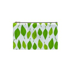 Spring Pattern Cosmetic Bag (small)  by Nexatart