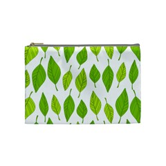 Spring Pattern Cosmetic Bag (medium)  by Nexatart
