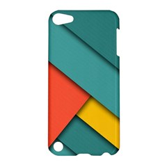 Color Schemes Material Design Wallpaper Apple Ipod Touch 5 Hardshell Case by Nexatart