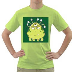 The Most Ugly Alien Ever Green T-Shirt