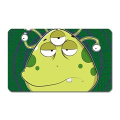The Most Ugly Alien Ever Magnet (rectangular) by Catifornia