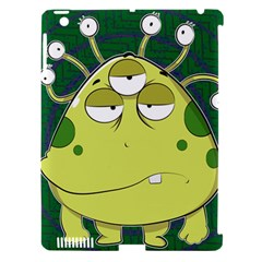 The Most Ugly Alien Ever Apple Ipad 3/4 Hardshell Case (compatible With Smart Cover) by Catifornia