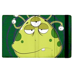 The Most Ugly Alien Ever Apple Ipad 3/4 Flip Case by Catifornia
