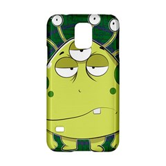 The Most Ugly Alien Ever Samsung Galaxy S5 Hardshell Case  by Catifornia