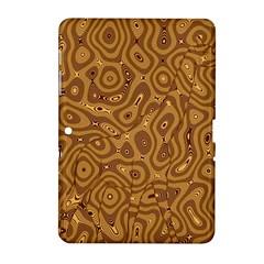 Giraffe Remixed Samsung Galaxy Tab 2 (10 1 ) P5100 Hardshell Case  by Nexatart