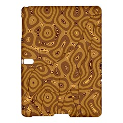 Giraffe Remixed Samsung Galaxy Tab S (10 5 ) Hardshell Case  by Nexatart