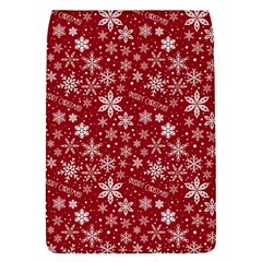 Merry Christmas Pattern Flap Covers (s)  by Nexatart