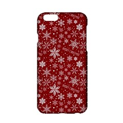 Merry Christmas Pattern Apple Iphone 6/6s Hardshell Case