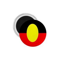 Flag Of Australian Aborigines 1 75  Magnets by Nexatart