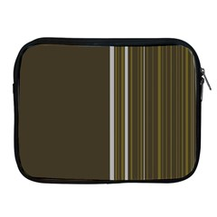 Lines Apple Ipad 2/3/4 Zipper Cases by ValentinaDesign