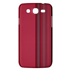 Lines Samsung Galaxy Mega 5 8 I9152 Hardshell Case  by ValentinaDesign