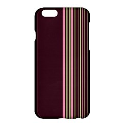 Lines Apple Iphone 6 Plus/6s Plus Hardshell Case by ValentinaDesign