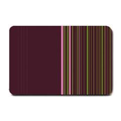 Lines Small Doormat  by ValentinaDesign