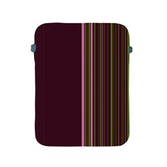 Lines Apple Ipad 2/3/4 Protective Soft Cases by ValentinaDesign