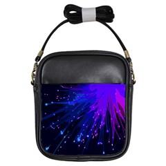 Big Bang Girls Sling Bags by ValentinaDesign