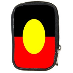 Flag Of Australian Aborigines Compact Camera Cases by Nexatart