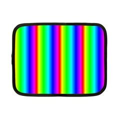 Rainbow Gradient Netbook Case (small)  by Nexatart