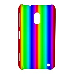 Rainbow Gradient Nokia Lumia 620 by Nexatart