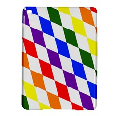 Rainbow Flag Bavaria Ipad Air 2 Hardshell Cases by Nexatart