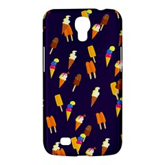 Seamless Ice Cream Pattern Samsung Galaxy Mega 6 3  I9200 Hardshell Case by Nexatart