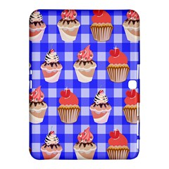Cake Pattern Samsung Galaxy Tab 4 (10 1 ) Hardshell Case  by Nexatart