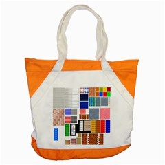 Texture Package Accent Tote Bag by Nexatart