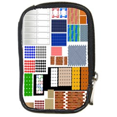 Texture Package Compact Camera Cases by Nexatart