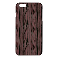 Grain Woody Texture Seamless Pattern Iphone 6 Plus/6s Plus Tpu Case
