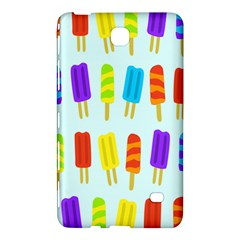 Popsicle Pattern Samsung Galaxy Tab 4 (8 ) Hardshell Case  by Nexatart