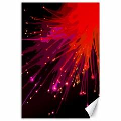 Big Bang Canvas 24  X 36  by ValentinaDesign