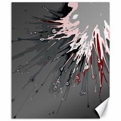 Big Bang Canvas 8  X 10  by ValentinaDesign