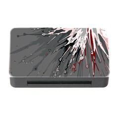 Big Bang Memory Card Reader With Cf by ValentinaDesign