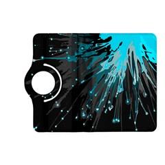 Big Bang Kindle Fire Hd (2013) Flip 360 Case by ValentinaDesign