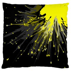 Big Bang Standard Flano Cushion Case (one Side) by ValentinaDesign