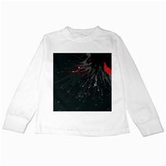 Big Bang Kids Long Sleeve T Shirts by ValentinaDesign
