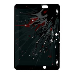 Big Bang Kindle Fire Hdx 8 9  Hardshell Case by ValentinaDesign