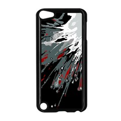 Big Bang Apple Ipod Touch 5 Case (black) by ValentinaDesign