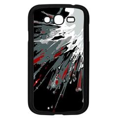 Big Bang Samsung Galaxy Grand Duos I9082 Case (black) by ValentinaDesign